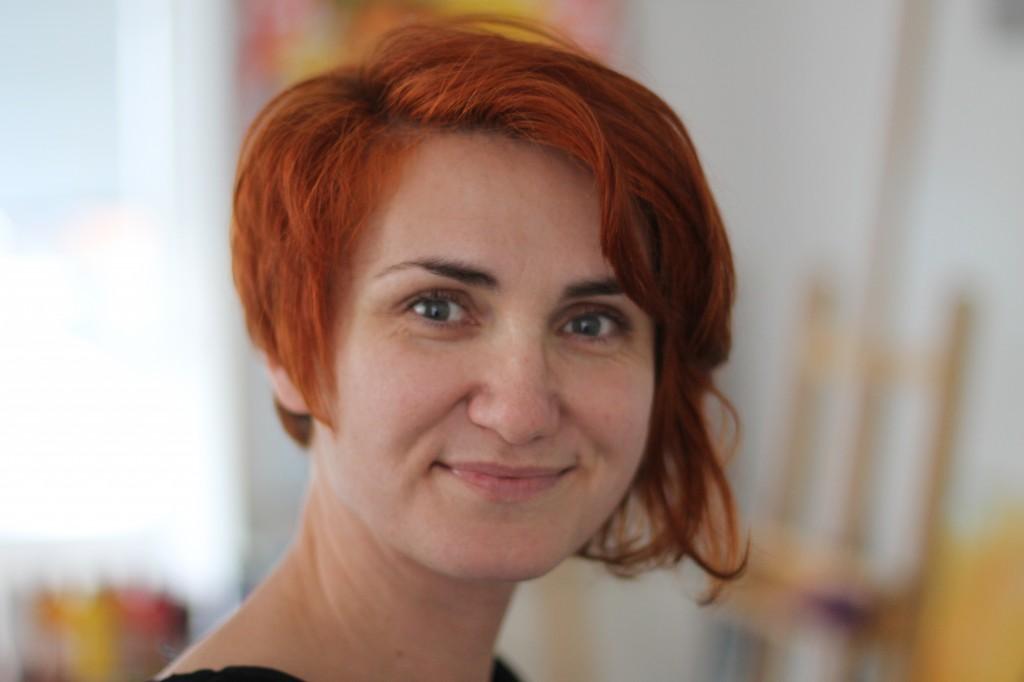 Dragana Debeljakovic, The Serbian Painter in Copenhagen